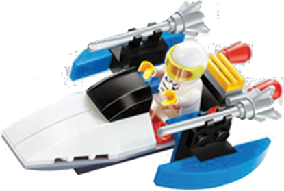 Picture of Star Pioneer 50pc Building Block Set