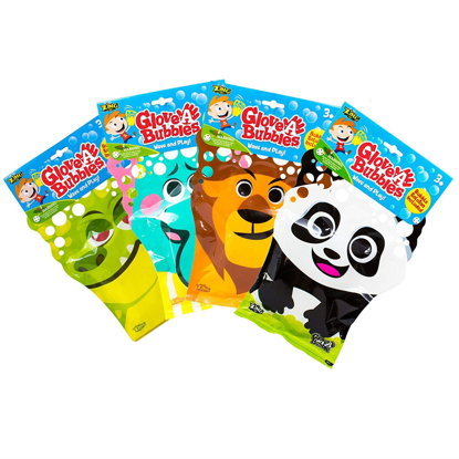 Picture of Zing Glove-A-Bubbles - Assorted