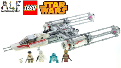 Picture of LEGO Star Wars Resistance Y-Wing Starfighter