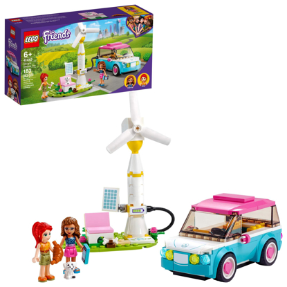 Picture of LEGO Friends Olivia's Electric Car