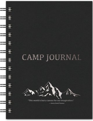 Picture of Camp Journal Book
